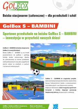 GolBox S Bambini folder do pobrania